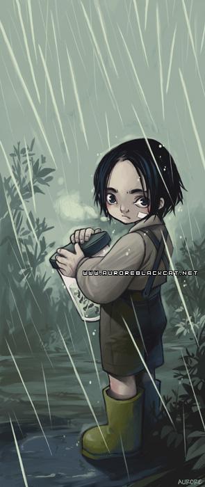 Little Severus by auroreblackcat