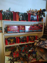 my studio series transformers