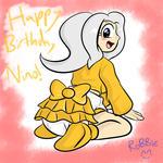 GA - Birthday Nino by RobbieFTT