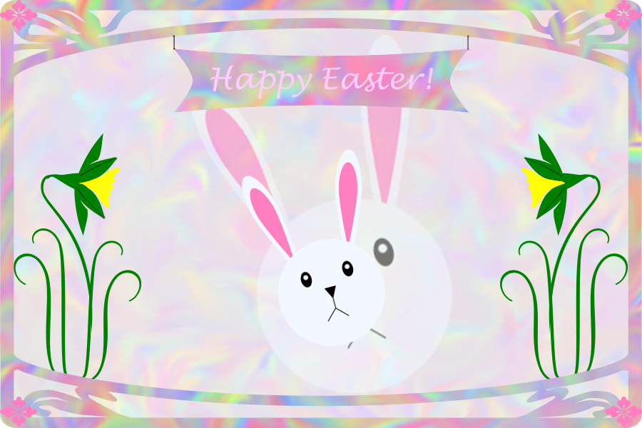 CE: Easter abstract by PPGirl16
