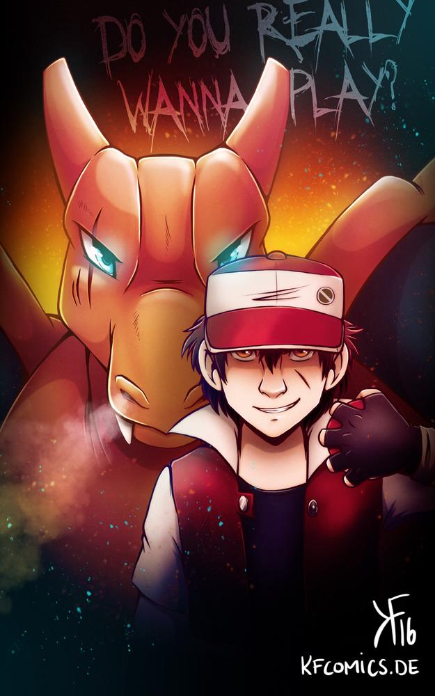 Do You Really Wanna Play? - Pokemon by kfcomics