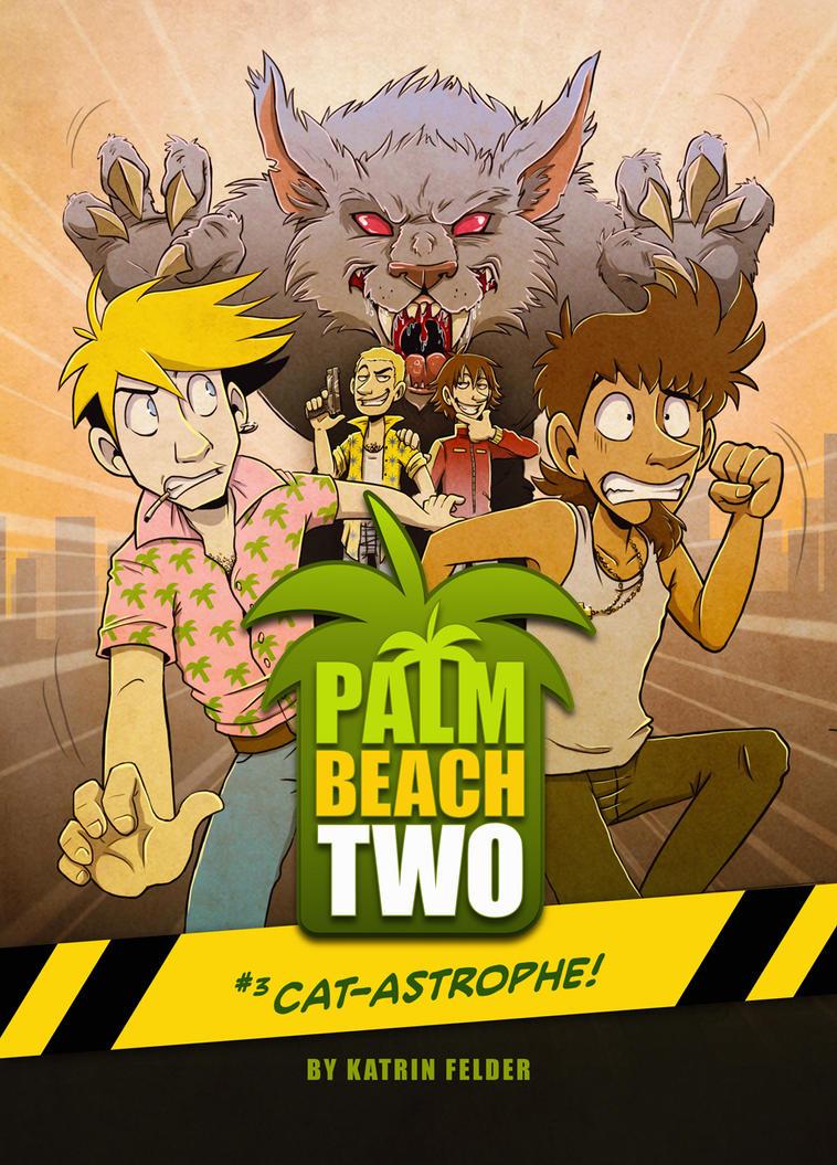Palm Beach Two - Original Comic by kfcomics