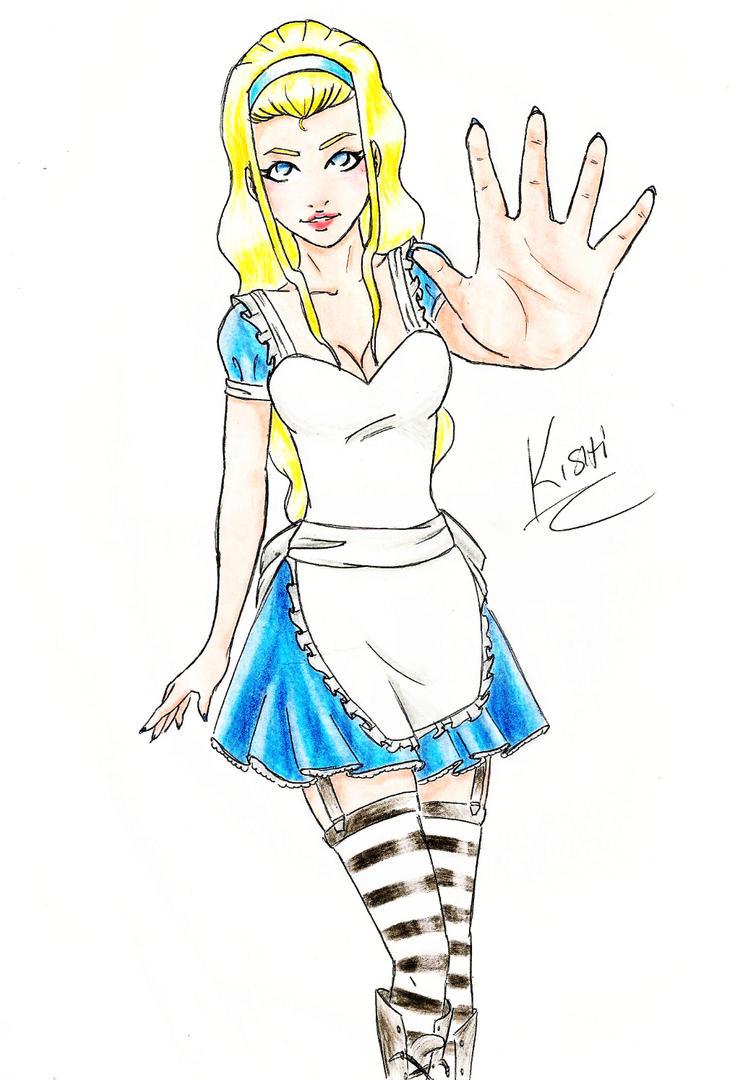 Alice by KishiHana