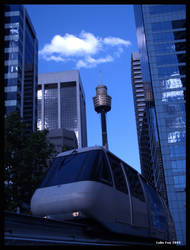 Monorail by chillinfoxie