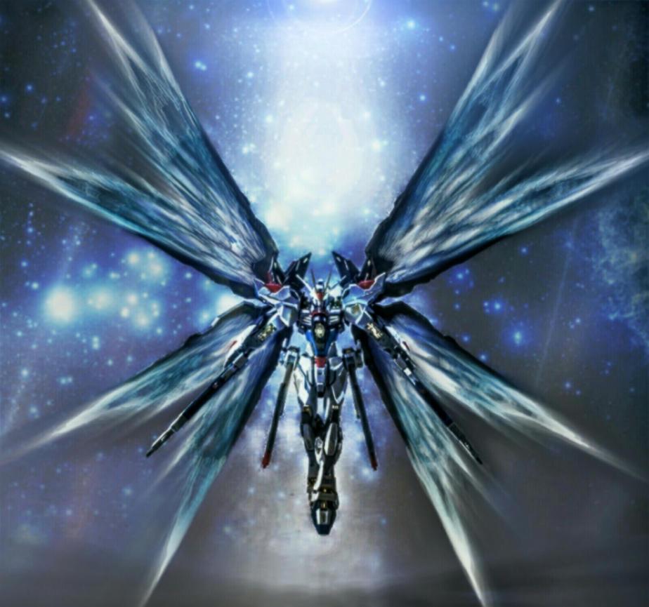 Strike Freedom Wings of Light Wallpaper by ajckh2 ...