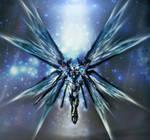 Strike Freedom Wings of Light Wallpaper