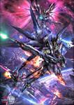 Gundam Seed Destiny Artwork