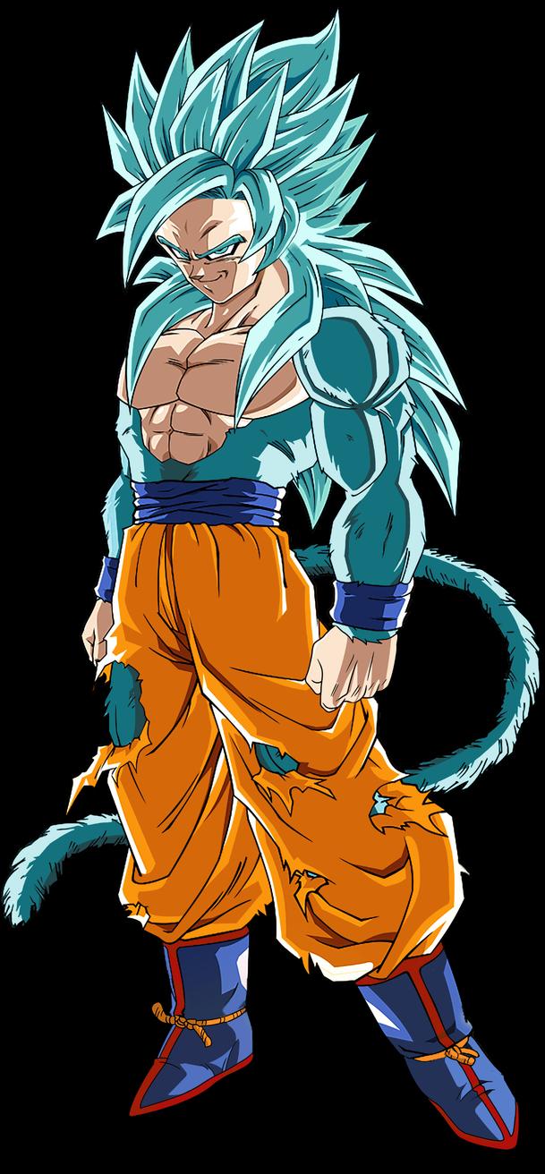 Super saiyan god super saiyan 4 goku by ajckh2 on deviantart - Sangoku super saiyan god ...