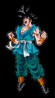 Saiyan Beyond God - Son Goku