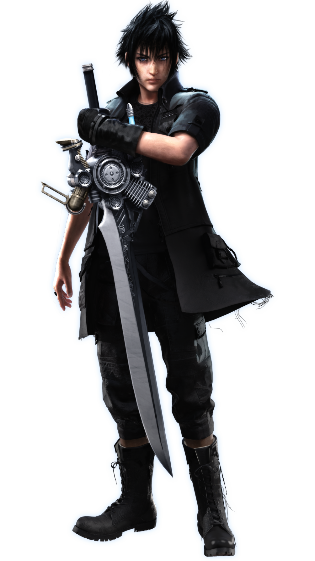 Character Design Final Fantasy Xv : Final fantasy xv noctis lucis caelum by ajckh on deviantart