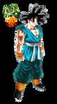 Ultimate Saiyan - Son Goku