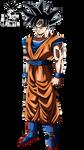 Son Goku Ultra Instinct #2