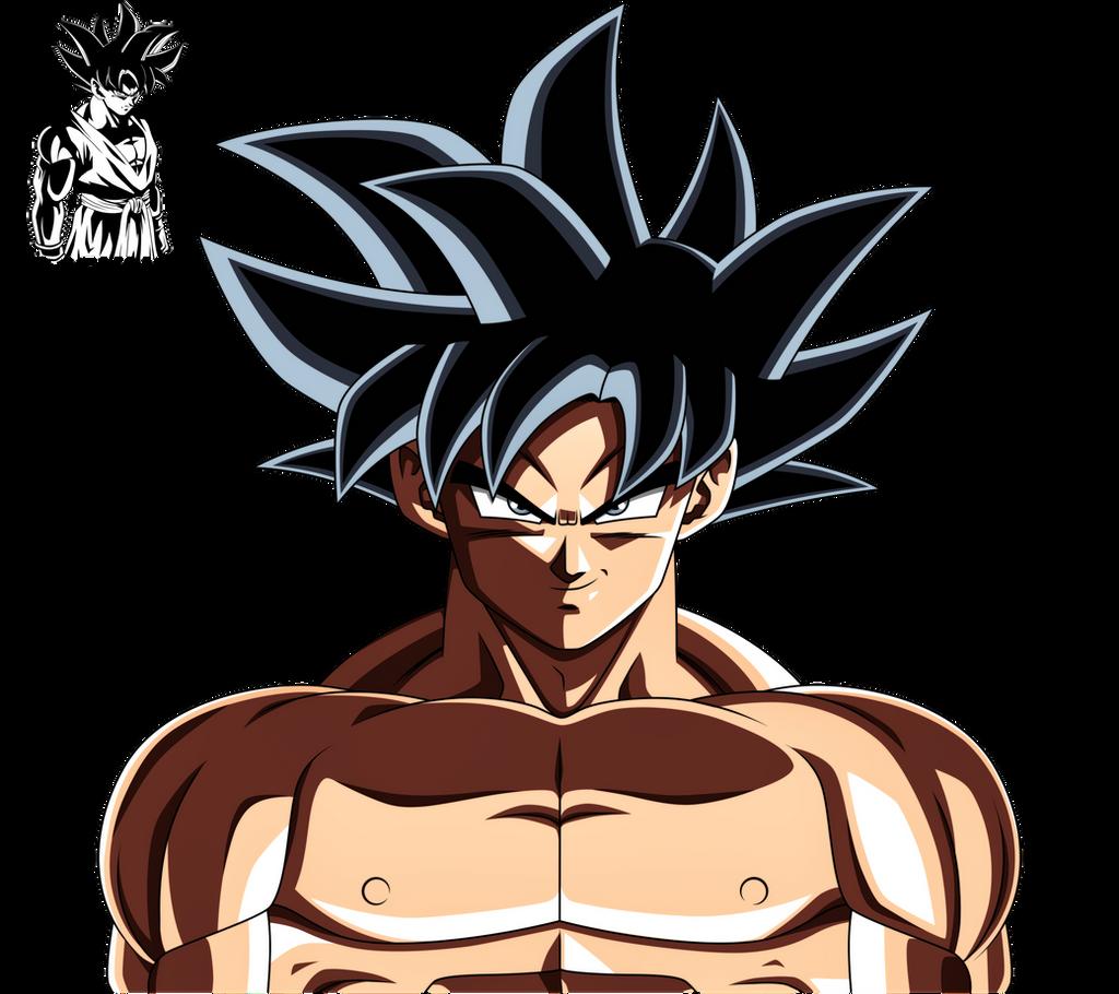 Ultra Instinct Dragon Ball Super Wallpaper: Goku Ultra Instinct By Ajckh2 On