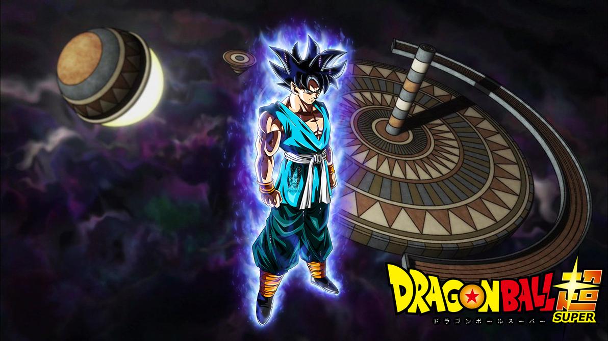 Dragon Ball Super Wallpaper Ultra Instinct: Goku Ultra Instinct DBS Wallpaper By Ajckh2 On DeviantArt