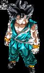 Son Goku Ultra Instinct Omen