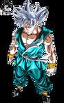 Son Goku Mastered Ultra Instinct