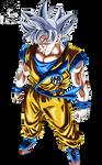 Dragon Ball Super Movie - Goku Ultra Instinct
