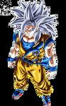 DBS Movie - Goku Super Saiyan God Final Form