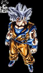 Son Goku Ultra Instinct (Remastered)