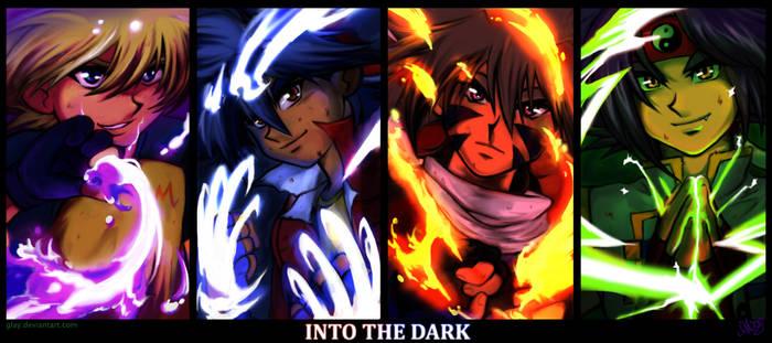 Into The Dark by Glay