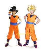 Son Goku by Glay