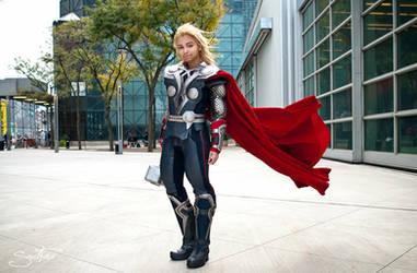 Avenger from Asgard
