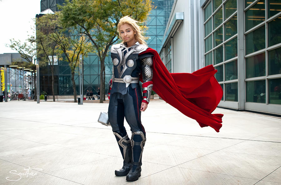 Avenger from Asgard by Glay