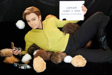 my entry to William Shatner's Cosplay Contest