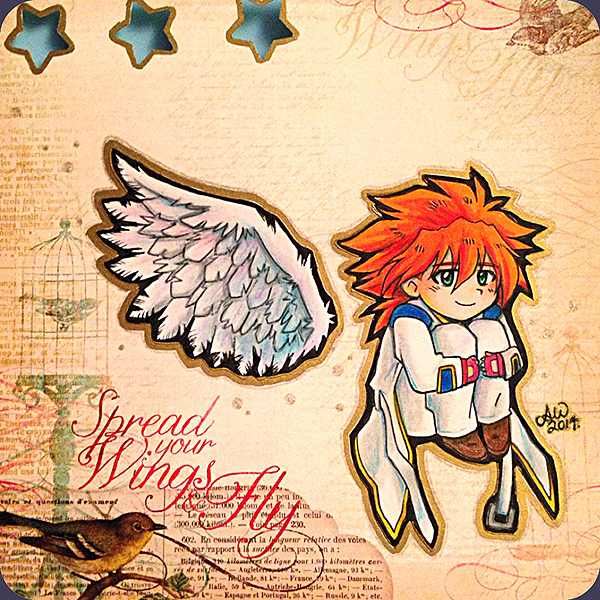 Wings by Glay
