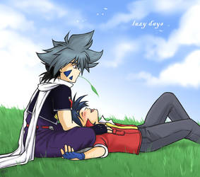Lazy Days by Glay