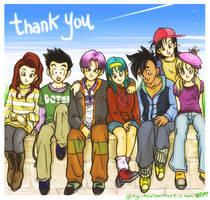 Those DBGT Kids by Glay