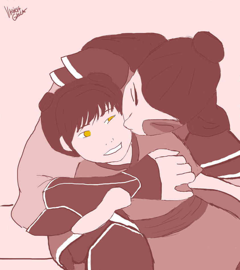 Fire Lord Izumi Week 2015 - Day 1: Daughterhood by KateriTekakwitha