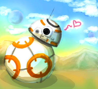 BB-8 by BugzAttack