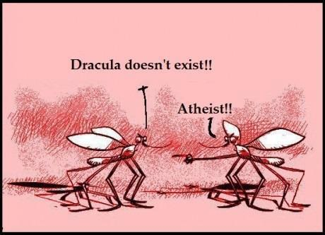 Atheism by Wheeljack666