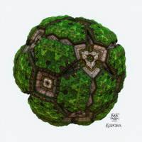 Espora  (Spore III) by IvanDuran9