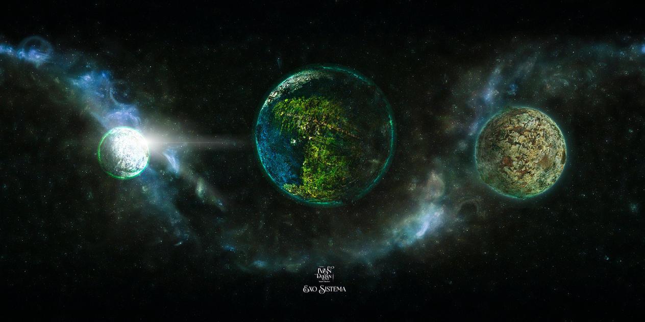 Exo Sistema by IvanDuran9
