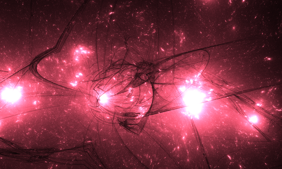 Infrared mega galaxy cluster by IvanDuran9