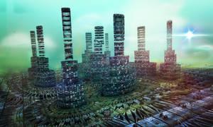 Skylines by IvanDuran9