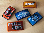 More TF2 buckles
