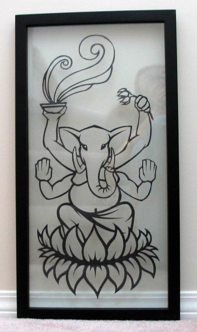 Ganesh by bionic-dingo