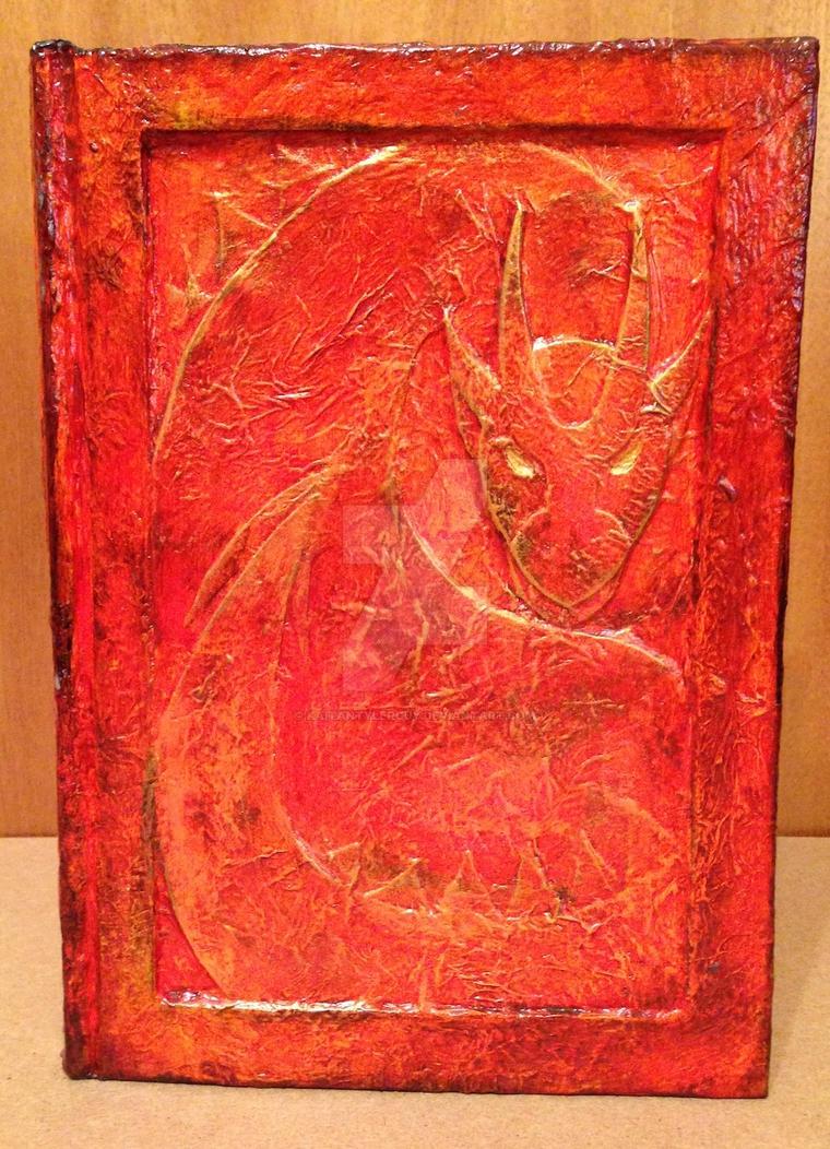 Dragon Journal by KaitanTylerguy