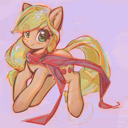 Applejack by mirroredsea