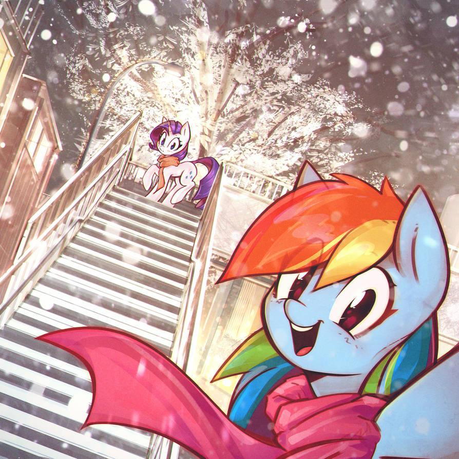 Winter Beats by mirroredsea