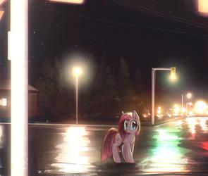 Somewhere Tonight by mirroredsea