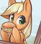 Hayburger