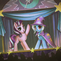 Magic Show! by mirroredsea