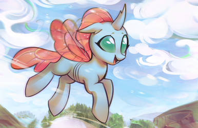 Ocellus by mirroredsea