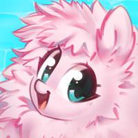 fluffle puff sketch