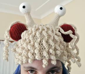 Flying Spaghetti Monster Crochet Hat by rachaek