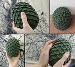 Game of Thrones Inspired Dragon Egg Plushie